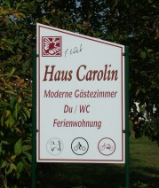 Pension Haus Carolin